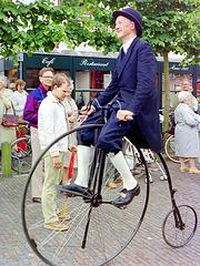 Holland 1985, Umzug