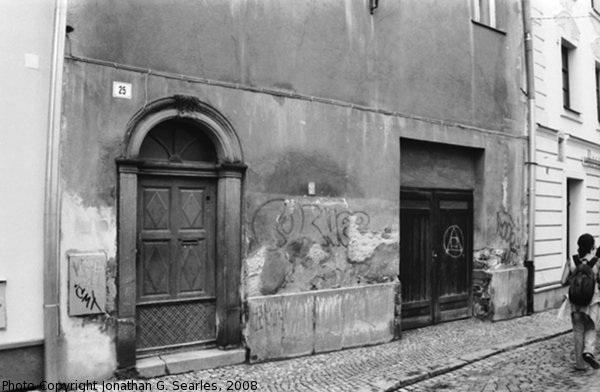 Doors In Olomouc, Moravia (CZ), 2008