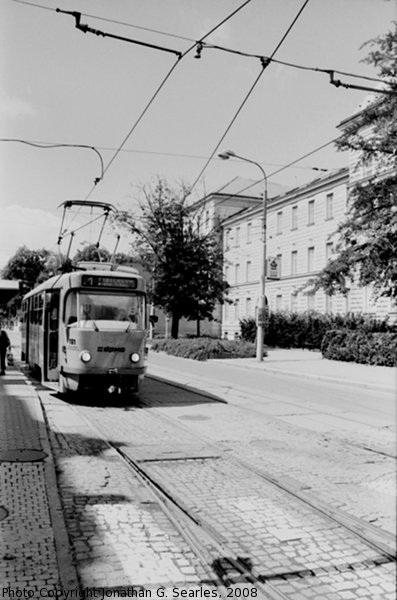 DPMO #181, Olomouc, Moravia (CZ), 2008