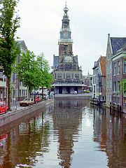 PICT0036 Holland, Alkmaar 1985