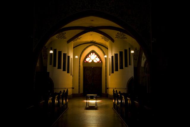 St. Laurentius   Tür