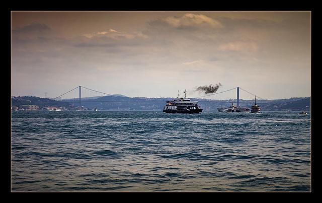 Bosporus mood.....
