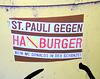 St. Pauli gegen HaMburger!