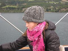 Elisa, al timon del Intermed, mayo 2009