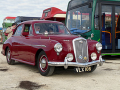 VLX106 Wolseley Fifteen Fifty