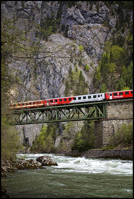 wild railway........
