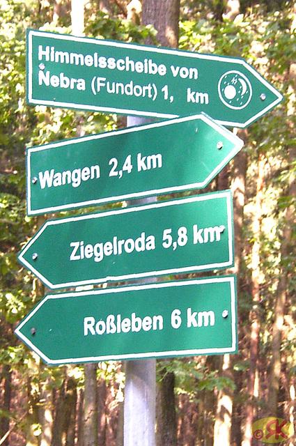 2003-09-07 05 Roßleben, Himmelsscheibe