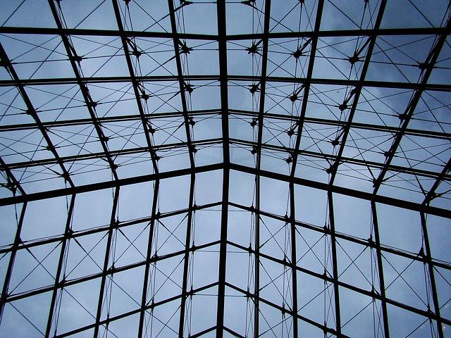 Cage de verre