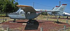 Cessna O-2A Super Skymaster (3016)