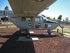 Cessna O-2A Super Skymaster (3017)