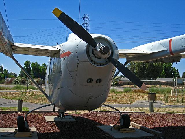Cessna O-2A Super Skymaster (3018)