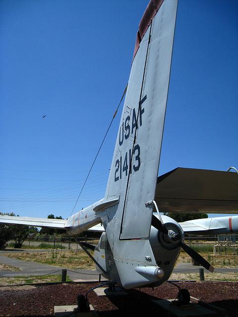 Cessna O-2A Super Skymaster (3019)