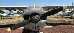 Cessna O-2A Super Skymaster (8390)