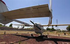Cessna O-2A Super Skymaster (8391)