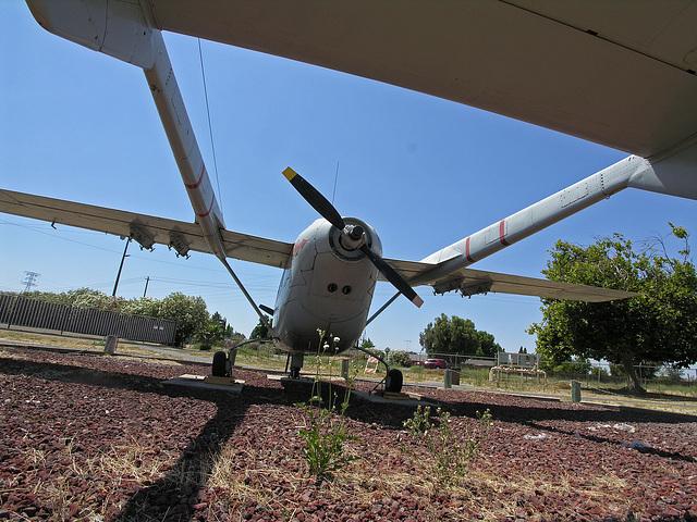 Cessna O-2A Super Skymaster (8392)