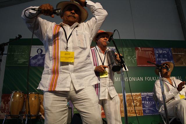 EstrellasDelVallenato2.LasAmericas.DanceHall.SFF.WDC.5July2009