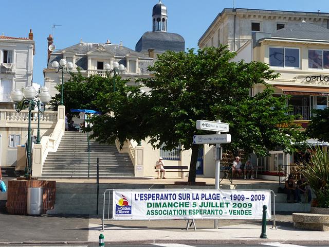 Les Sables 2009 Banderolo2