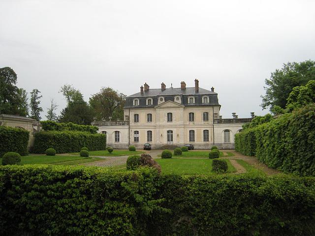 Château d'Aulnoy - Champeaux (77)