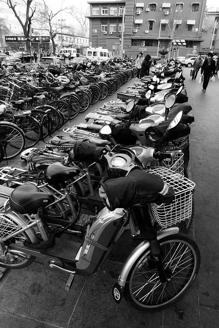 Xidan cycles II