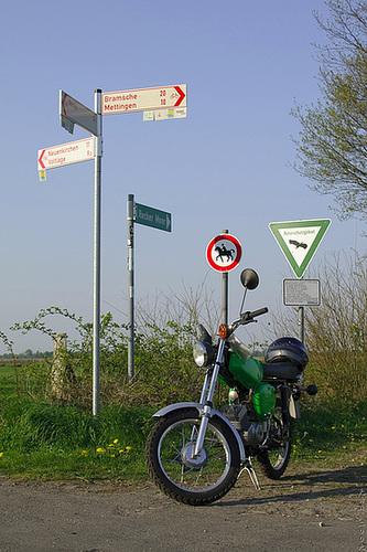 Short Way West
