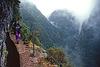 the levada trail......