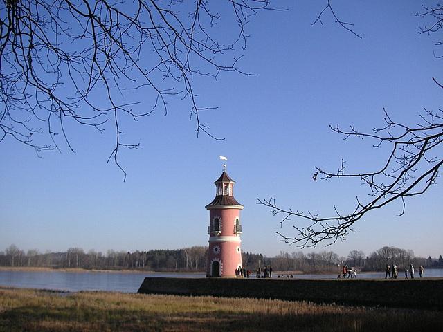 Turm in Moritzburg