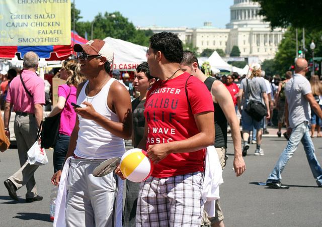 24.CapitalPrideFestival.WDC.14June2009