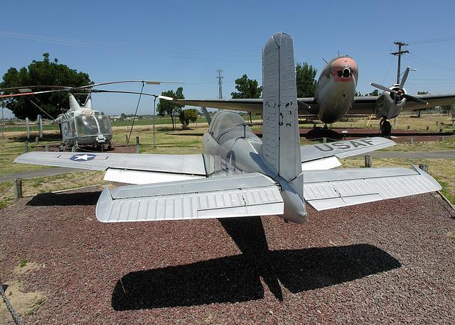 Beech YT-34 Mentor (8402)