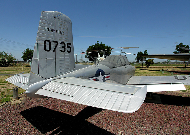 Beech YT-34 Mentor (8403)