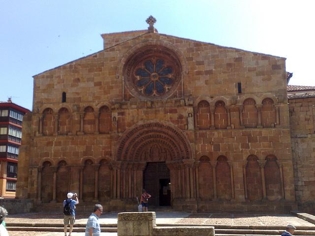 Soria: iglesia de Santo Domingo.