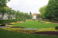 an der Burginsel in Delmenhorst