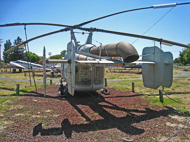 Kaman HH-43B Huskie (3027)