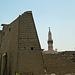 Luxor-Tempel mit Moschee