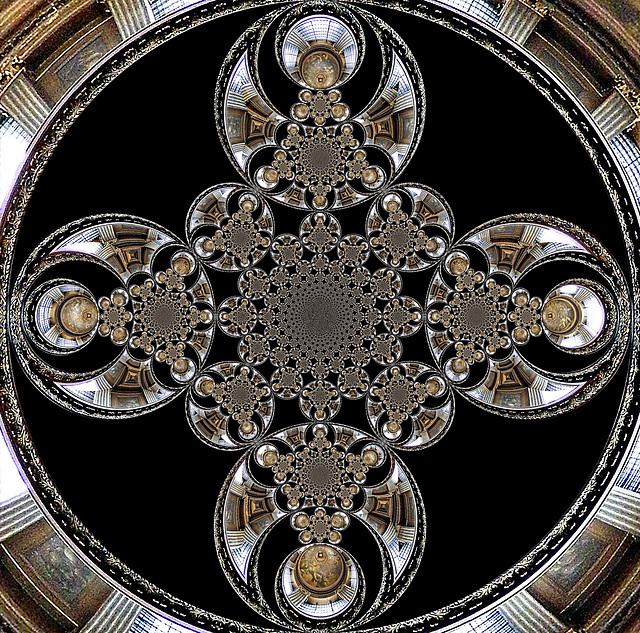 Baroque geometry