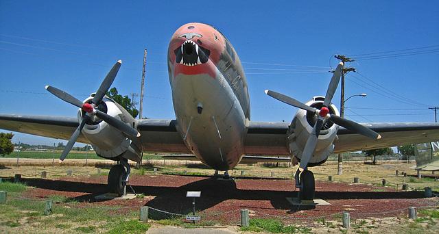Curtiss C-46D Commando (3036)