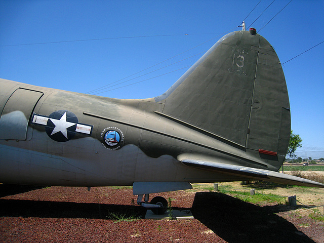 Curtiss C-46D Commando (3041)
