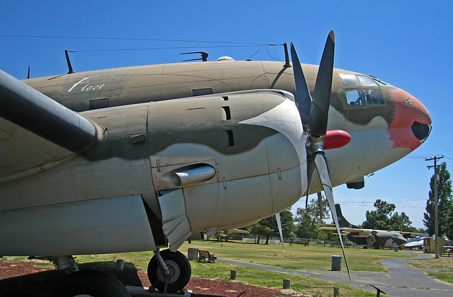 Curtiss C-46D Commando (3044)