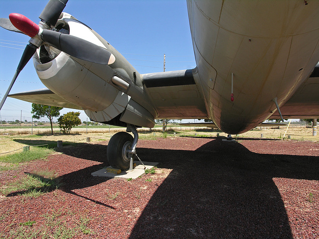 Curtiss C-46D Commando (8405)