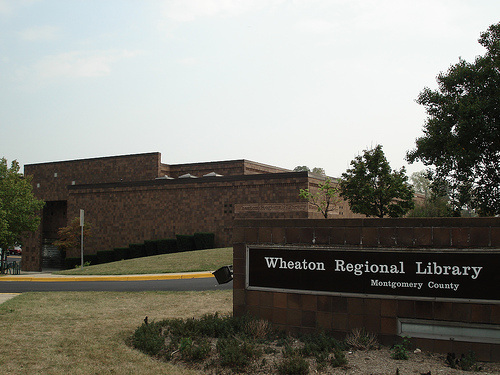 Wheaton Library