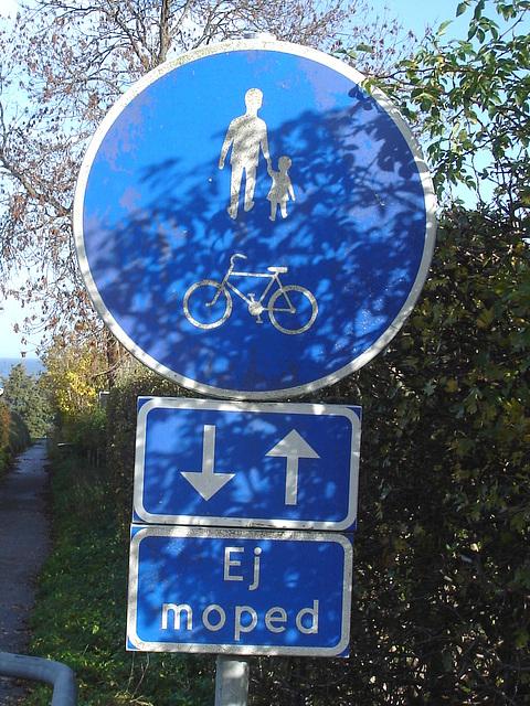Ej moped