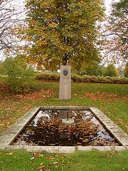 En mémoire de Ludvig Nobel  / In memory of Ludvig Nobel -  Båstad  /  Suède - Sweden.  21-10-2008