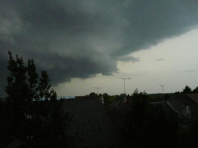 orage du 25 mai
