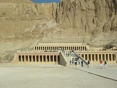 Tempelanlage Hatschepsut