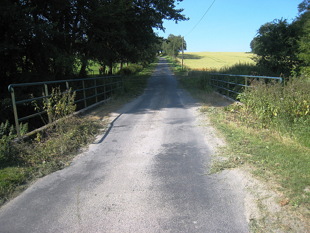 Pont du Moulin de chaunoy