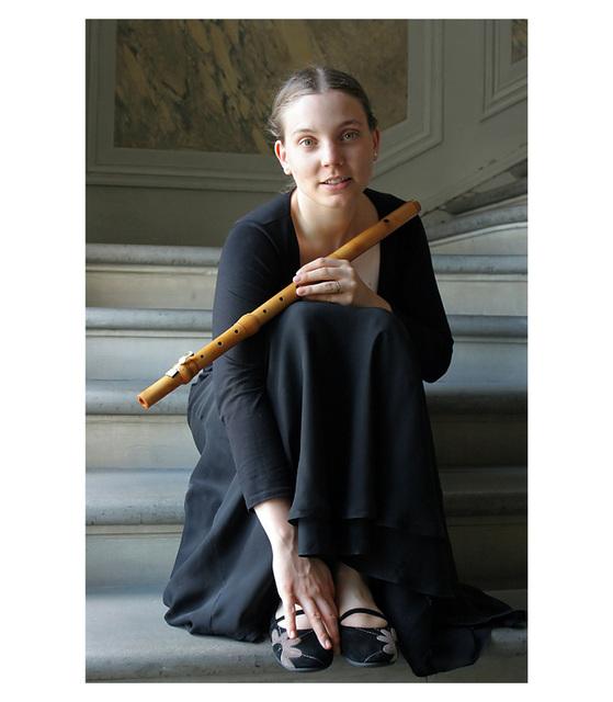 la flûte en buis
