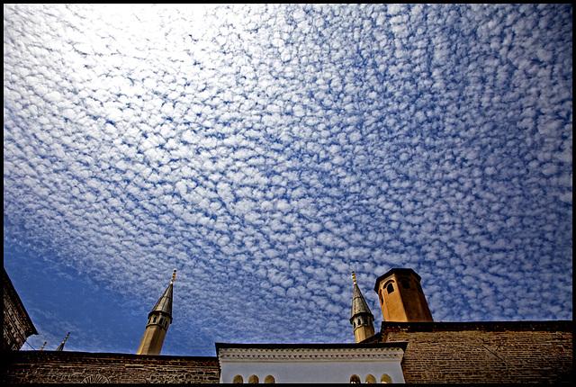 Topkapi sky.....