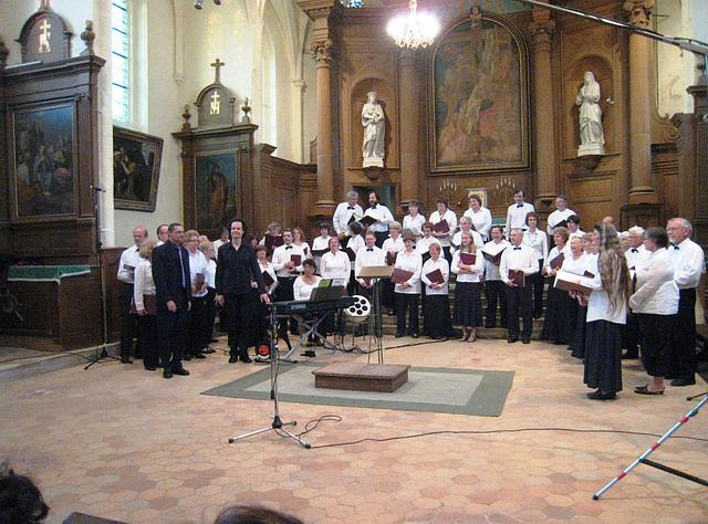 Chorale Sirynx de Melun (77)
