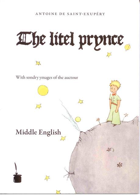 La Eta Princo. Meza Angla