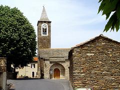 l'église de Combes