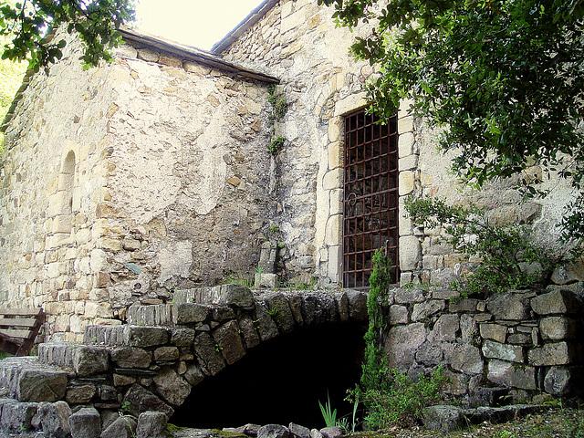 l'ermitage Saint Sauveur de Camplong